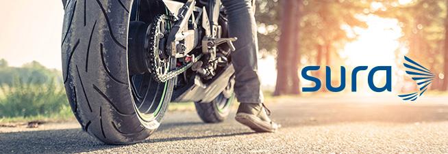 Resultado de imagen para SURA motos LOGO